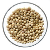 Dried peas Royalty Free Stock Images