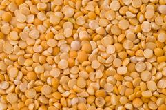 Dried peas Stock Photo
