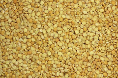 Dried peas grain background Royalty Free Stock Photos
