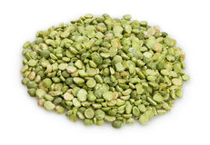 Dried peas Stock Photos