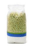 Dried peas Stock Photography