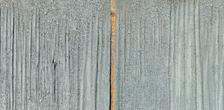 The dried and peeled off paint on wooden plywood, background, texture series Stock Photography