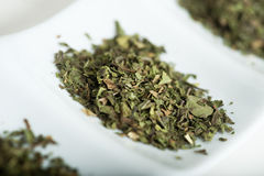 Dried Peppermint Herb Royalty Free Stock Images
