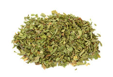 Dried peppermint  tea Stock Photography
