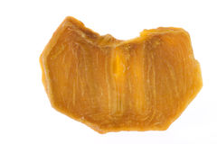 Dried Persimmon Slice Stock Photo