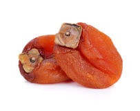 Dried persimmon Royalty Free Stock Photos