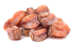 Dried persimmon Stock Photos