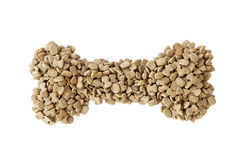 Dried pet food , dog food Stock Images