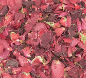 Dried petal pot-pourri Stock Photography