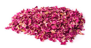 Dried petals of rose Royalty Free Stock Photo