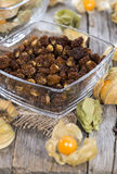 Dried Physalis Stock Photos