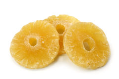 Dried pineapple Stock Photography
