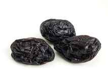 Dried plum Stock Image