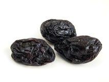 Dried plum Stock Image