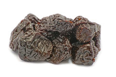 Dried plums Royalty Free Stock Image