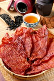 Dried pork Royalty Free Stock Photo