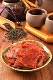 Dried pork Royalty Free Stock Photo