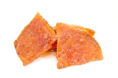 Dried Pork Royalty Free Stock Photos
