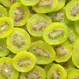 Dried Preserved Kiwi Fruit Royalty Free Stock Photography