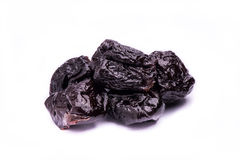 Dried prunes fruit Royalty Free Stock Image