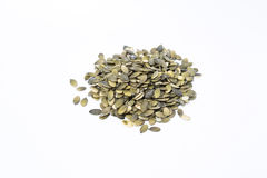Dried Pumpkin Seeds Royalty Free Stock Image