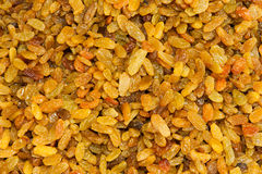Dried Raisin background Royalty Free Stock Photography