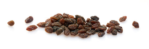 Dried raisins Royalty Free Stock Image