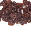 Dried raisins background Royalty Free Stock Images