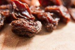 Dried raisins Royalty Free Stock Image