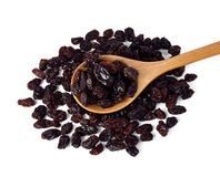 Dried raisins Stock Photography