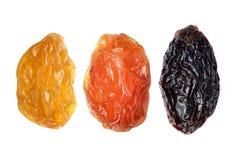 Dried raisins Royalty Free Stock Photo