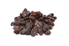 Dried raisins Royalty Free Stock Photos