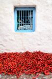 Dried Red Stock Photography