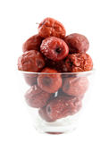 Dried red date or Chinese jujube Royalty Free Stock Photo