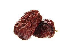 Dried red date Stock Photography