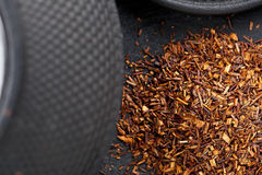 Dried Rooibos Tea Stock Image