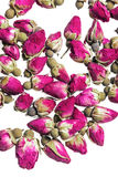 Dried rosebuds Royalty Free Stock Image