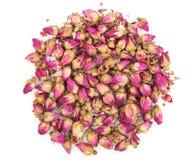 Dried rosebuds Stock Photos