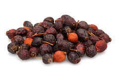 Dried rosehips Royalty Free Stock Images