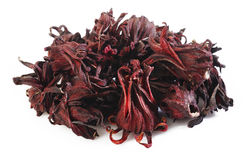Dried roselle Royalty Free Stock Image