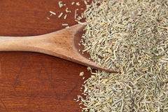 Dried rosemary Royalty Free Stock Photo