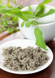 Dried sage Stock Images