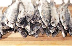 Dried saltfish Stock Image