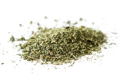 Dried savory Royalty Free Stock Images