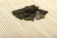 Dried seaweed Stock Photo