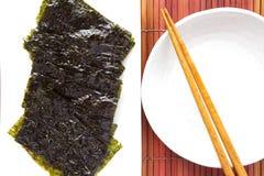 Dried seaweed Stock Photos