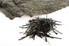 Dried seaweed Royalty Free Stock Image