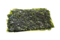 Dried seaweed Royalty Free Stock Photo