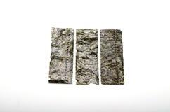 Dried seaweed Stock Photography