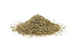 Dried seeds of anise Royalty Free Stock Photo